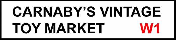Carnaby's vintage toy market